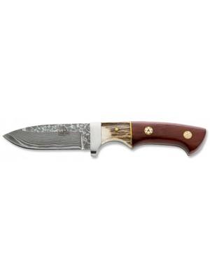 Puma Tec fiksni lovski damaščanski nož