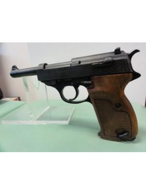 Walther polavtomatska pištola, model:P38, kal.9mm Para (rezervirano M.H.) (šifra: 001717)
