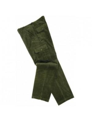 Hlače zelene Casual
