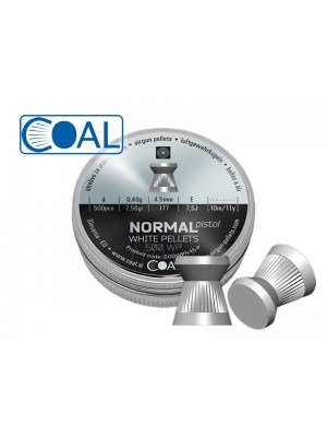 Coal Normal strelivo za zračno orožje, kal. 4,5mm