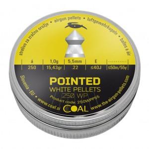 Coal diabolo POINTED 5,5mm špičasta konica (250WPP55)