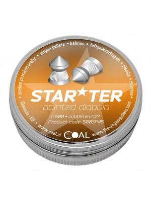 Coal diabolo Starter 4,5mm špičasta konica (500SP45)