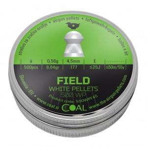 Coal diabolo FIELD 4,5mm okrogla konica (500WPF45)