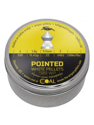 Coal diabolo POINTED 5,5mm špičasta konica (500WPP55) (500 nabojev v škatlici)