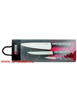 DICK 3-delni kuhinjski set nožev SUPERIOR (84990000)