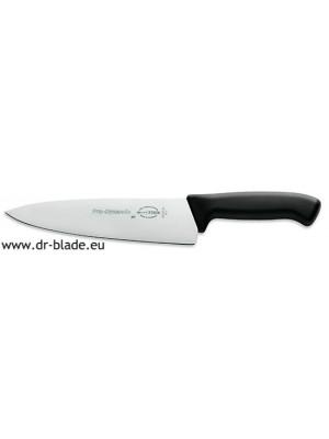 Dick kuhinjski univerzalni nož šefa kuhinje - 26 cm rezilo - črn ročaj (85447260)