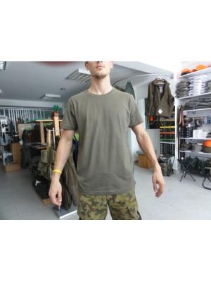 Majica s kratkimi rokavi premium zelena