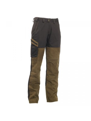 Deerhunter hlače Monteria Hunting z dodatki usnja (vodoodbojne luksuzne hlače) (SAMO ŠE S VELIKOST!!!)