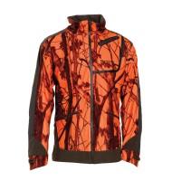 Deerhunter, model: 5671, vodoodbojna jakna Cumberland ACT oranžno-zelena (velikost: M)