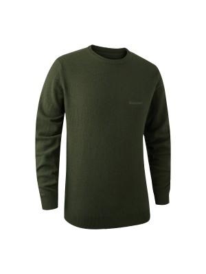 Deerhunter, model: 8830, volneni pulover Brighton Knit (86% prava jagenjčkova volna)