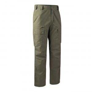 Deerhunter vodoodbojne hlače Lofoten v zeleni barvi