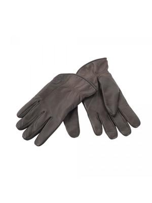 Deerhunter usnjene zimske rokavice z volno (100% pravo jagnječje usnje)
