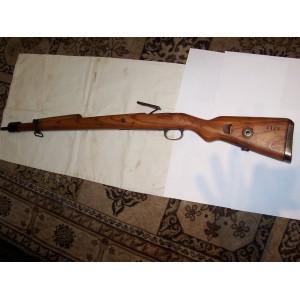 PRIHAJA!!! Rabljen original leseno kopito za Mauser 98K (cel komplet kopita)