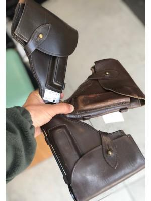 Rabljeni usnjeni etui za Walther PP, PPK ali druge podobne pištole