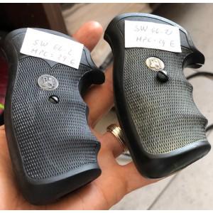 Rabljeni usnjeni ročaji za revolver Smith & Wesson, model: 66-2