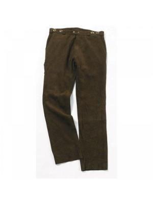 Deerhunter usnjene hlače (100% pravo bivoljevo usnje)