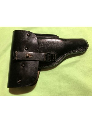 PRIHAJA!!! Rabljen usnjeni etui za pištolo Walther P38