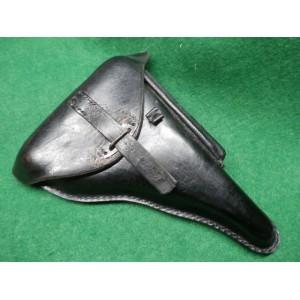 Rabljen original usnjeni etui za pištolo Luger P08