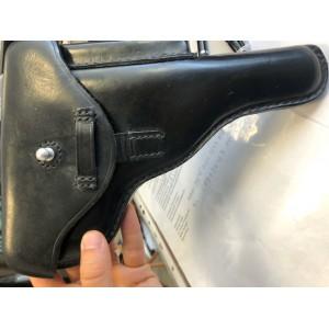 Rabljen usnjeni etui za pištolo Luger P08 (šifra slogun 11)