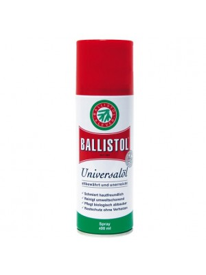 Ballistol spray čistilo za orožje 400ml