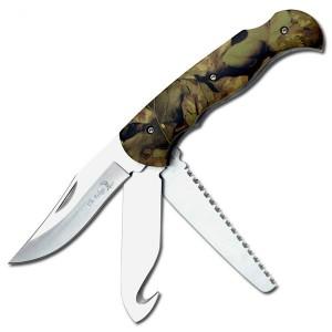 Elk Ridge lovski preklopni nož - večji (ni na zalogi)