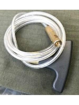 Jeklena vrvica za čiščenje šibrenic