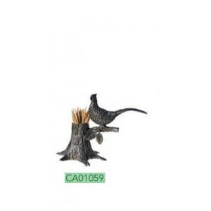Lovergreen držalo za zobotrebce fazan (CA01059)