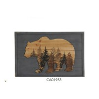 Lovergreen medved v lesu - slika (CA01953)