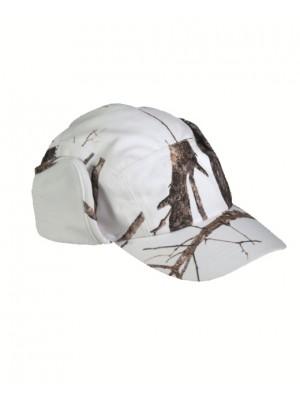 Lovska zimska kapa wildtree bela