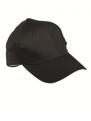 Strelska kapa šilterica črna