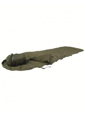 Britanska spalna vreča Survival zelena