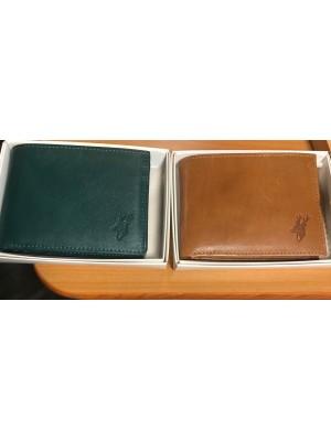 Usnjena denarnica lovski motivi