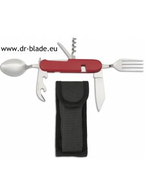 Martinez Albainox multifunkcijski 6-delni nož (11007)