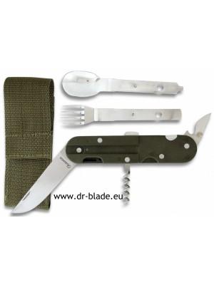 Martinez Albainox multifunkcijski 5-delni nož (11018)