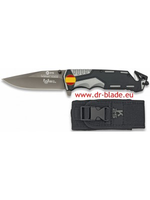 Martinez Albainox preklopni nož Rui K25 FOS grey/black (19654AGR1018)