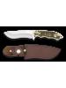Martinez Albainox fiksni lovski nož z imitacijo roga