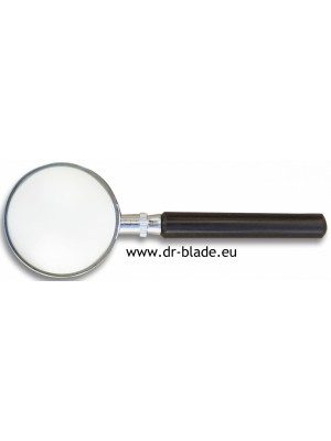 Martinez Albainox povečevalno steklo 10x50 mm (33417)