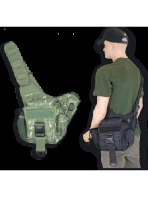 Etui ali torbica za prikrito nošenje orožja čez ramo