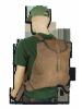 Martinez Albainox usnjeni nahrbtnik