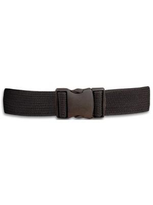 Pas za hlače iz črne kordure