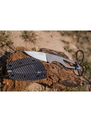 Mikov vrhunski fiksni nož LIST, z Bohlerjevim jeklom N690
