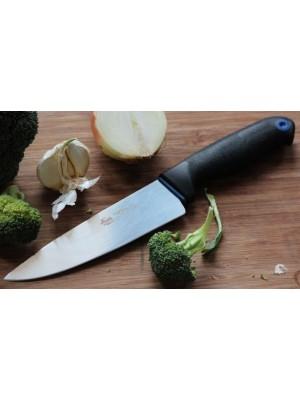 Mora nož šefa kuhinje rezilo 130 mm