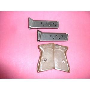 PRIHAJA!!! Rabljeni nabojnik za pištolo Walther, model: PPK, kal. 7,65 mm + platnice