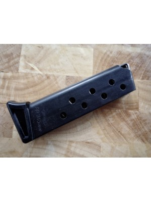 Rabljen nabojnik za pištolo Walther, model: PP, kal. 7,65 mm