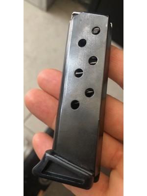 Rabljen nabojnik za pištolo Walther, model: PPK-L, kal. 7,65 mm