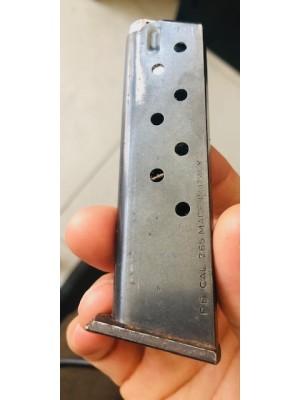 Rabljen nabojnik za pištolo Beretta, kal. 7,65 mm
