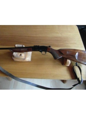 Brno Arms rabljena enocevna prelamača, model: ZBK110, kal.5,6x52R (Ser.št.: S019918)