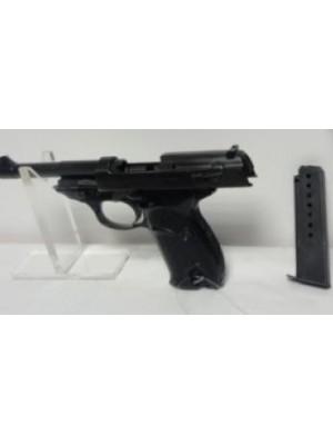 Walther polavtomatska pištola, model: P38, kal.9mm para