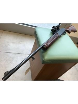 Remington rabljena polavtomatska risanica, model: 740, kal. 30-06 + rdeča pika