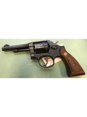"""Smith&Wesson rabljeni revolver, model: 10-7, kal.38 Spec. s 4"""" cevjo (nove slike)"""